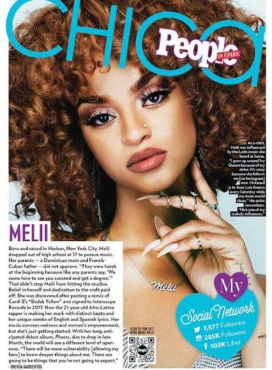 Melii x People Chica Megazine (2)