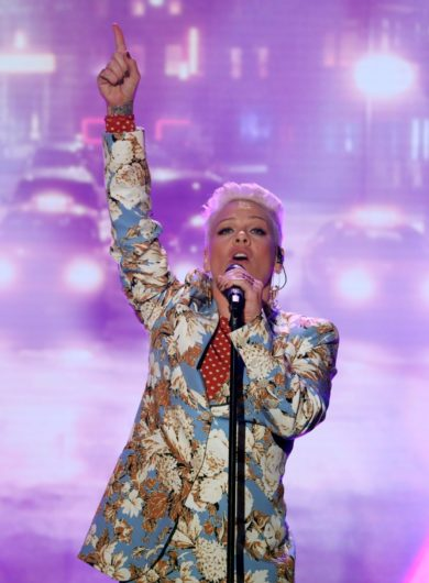 Pink x Ellen Show (1)